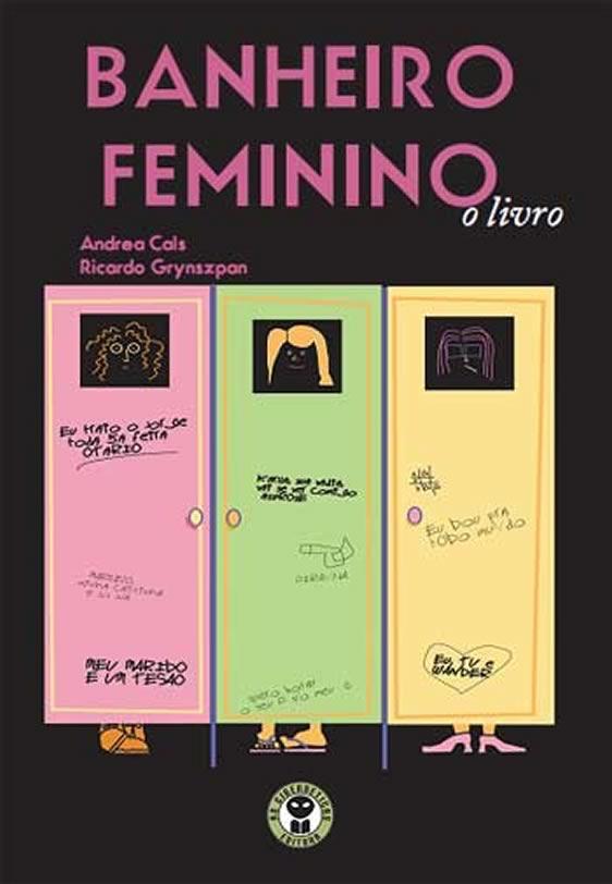 Banheiro Feminino, o livro  Conversas Inteligentes -> Conversa Banheiro Feminino